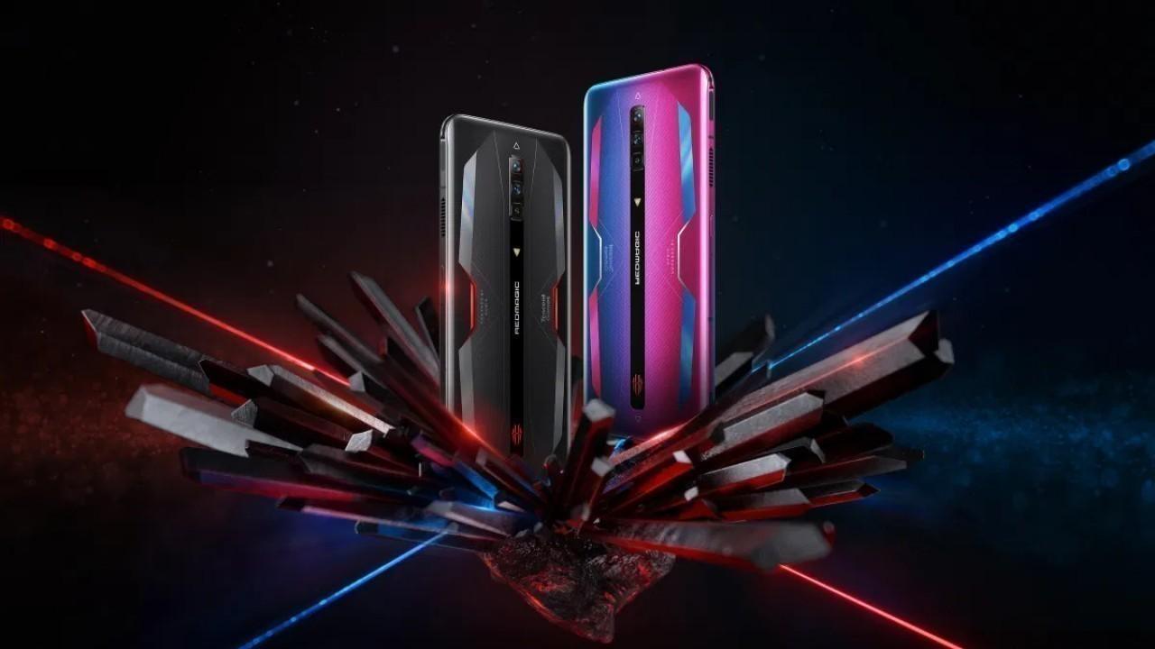 Nubia Red Magic 6 serisi 165Hz ekran ile duyuruldu