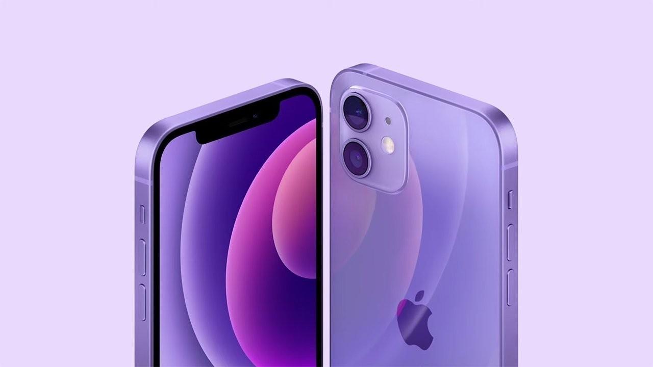 iPhone 12 ve 12 mini için yeni renk seçeneği duyuruldu