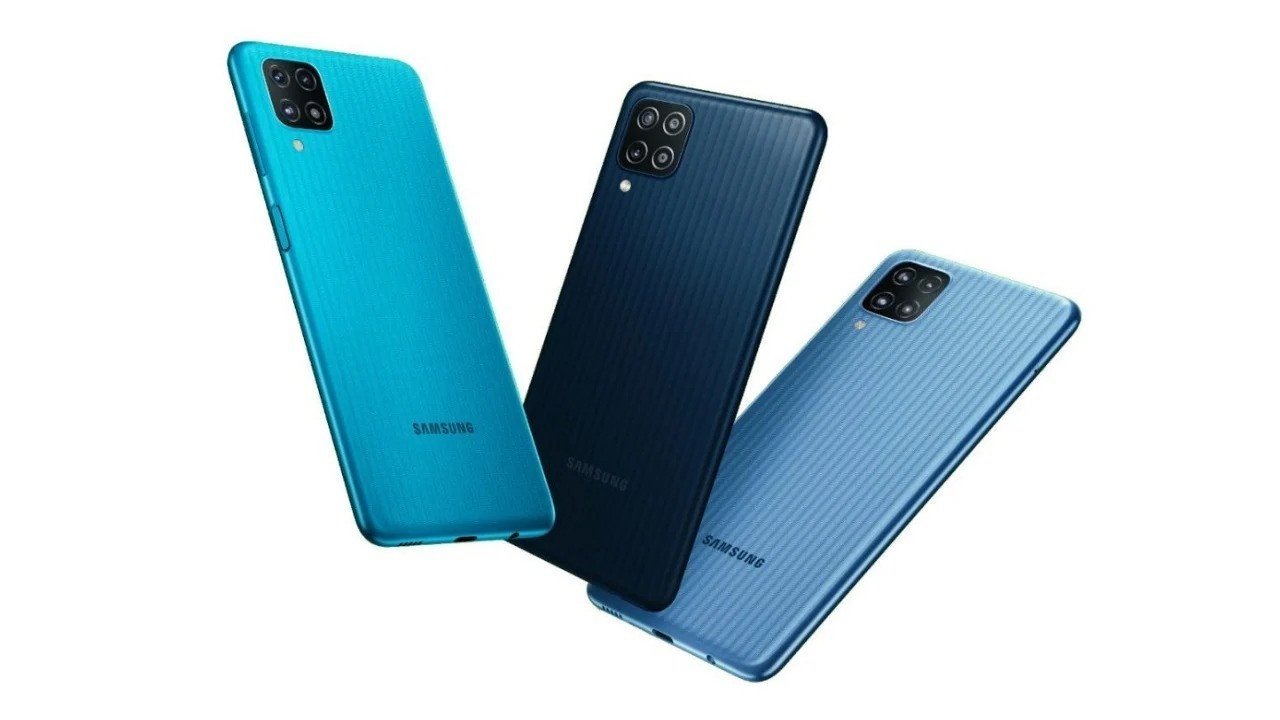 Samsung Galaxy F12 ve F02s resmi olarak duyuruldu