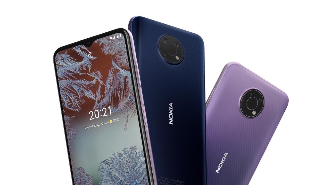 Nokia G20 ve G10 resmi olarak duyuruldu