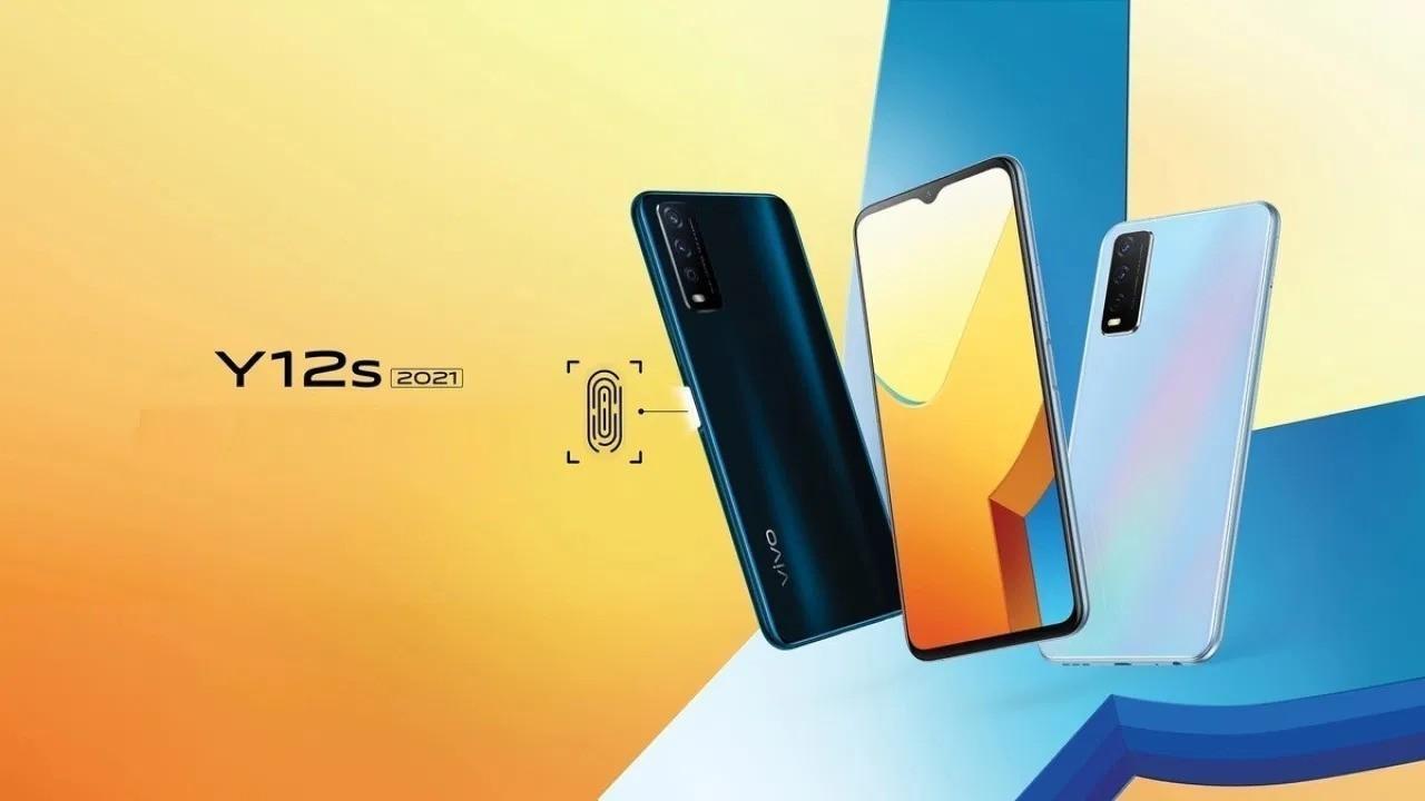 Vivo Y12s 2021 resmi olarak duyuruldu