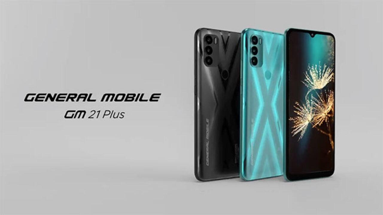 General Mobile GM 21 Plus resmi olarak duyuruldu