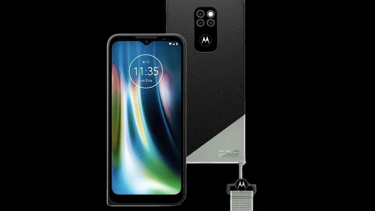 Motorola Defy resmi olarak duyuruldu