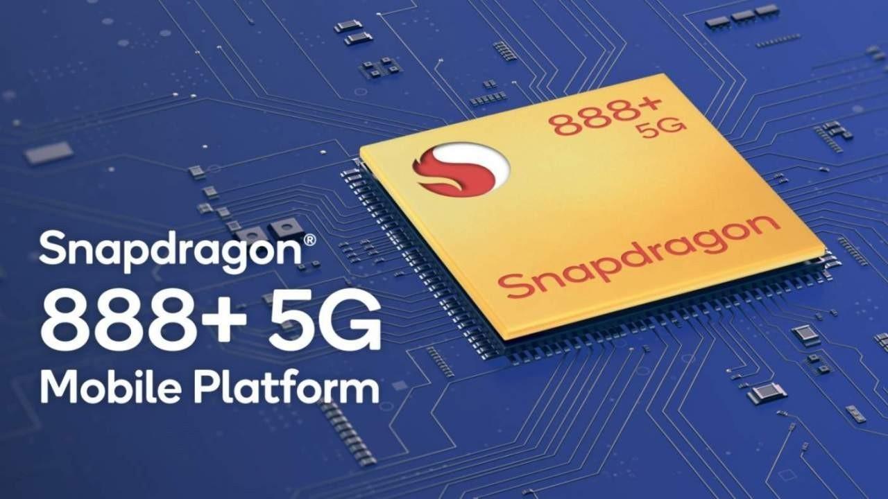 Qualcomm, Snapdragon 888+ işlemcisini duyurdu