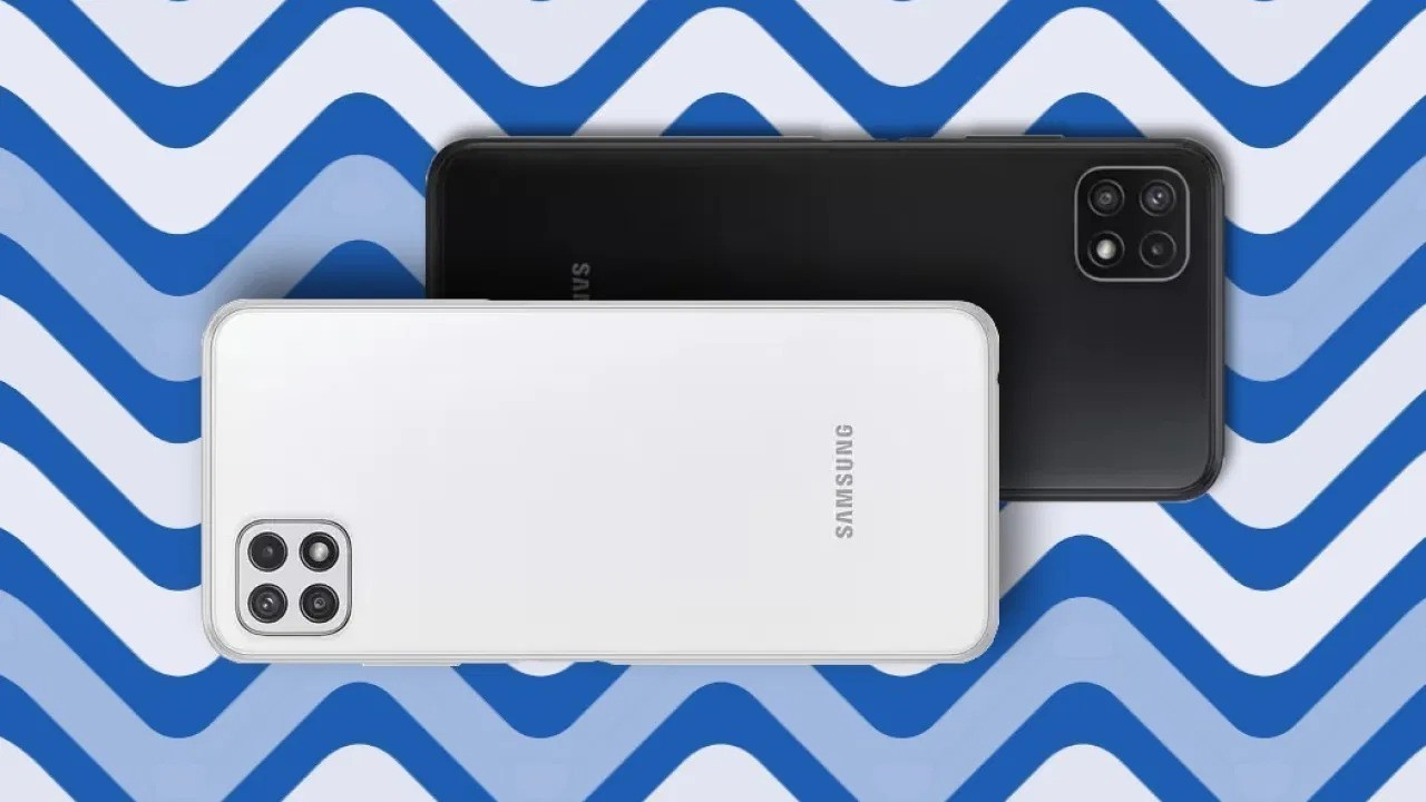 Samsung Galaxy A22 5G ve A22 4G resmi olarak duyuruldu