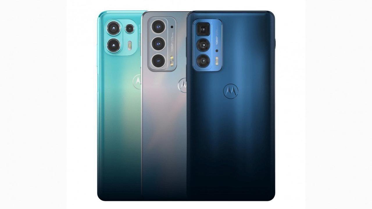 Motorola Edge 20, 20 Pro ve 20 Lite resmi olarak duyuruldu