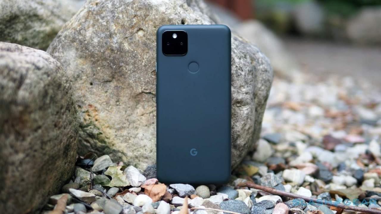 Google Pixel 5a resmi olarak duyuruldu