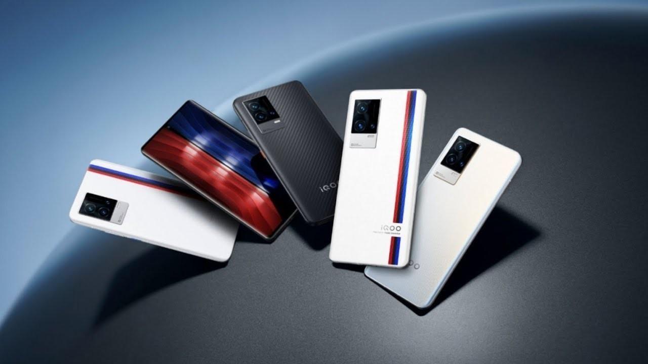 Vivo iQOO 8 ve 8 Pro resmi olarak duyuruldu