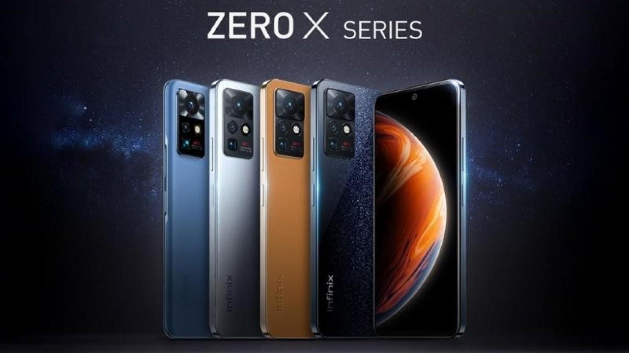 Infinix Zero X, X Pro ve X Neo resmi olarak duyuruldu