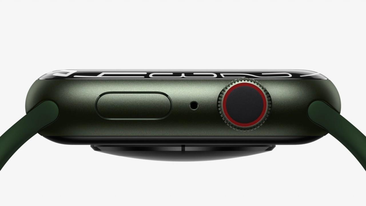 Apple Watch Series 7 Duyuruldu