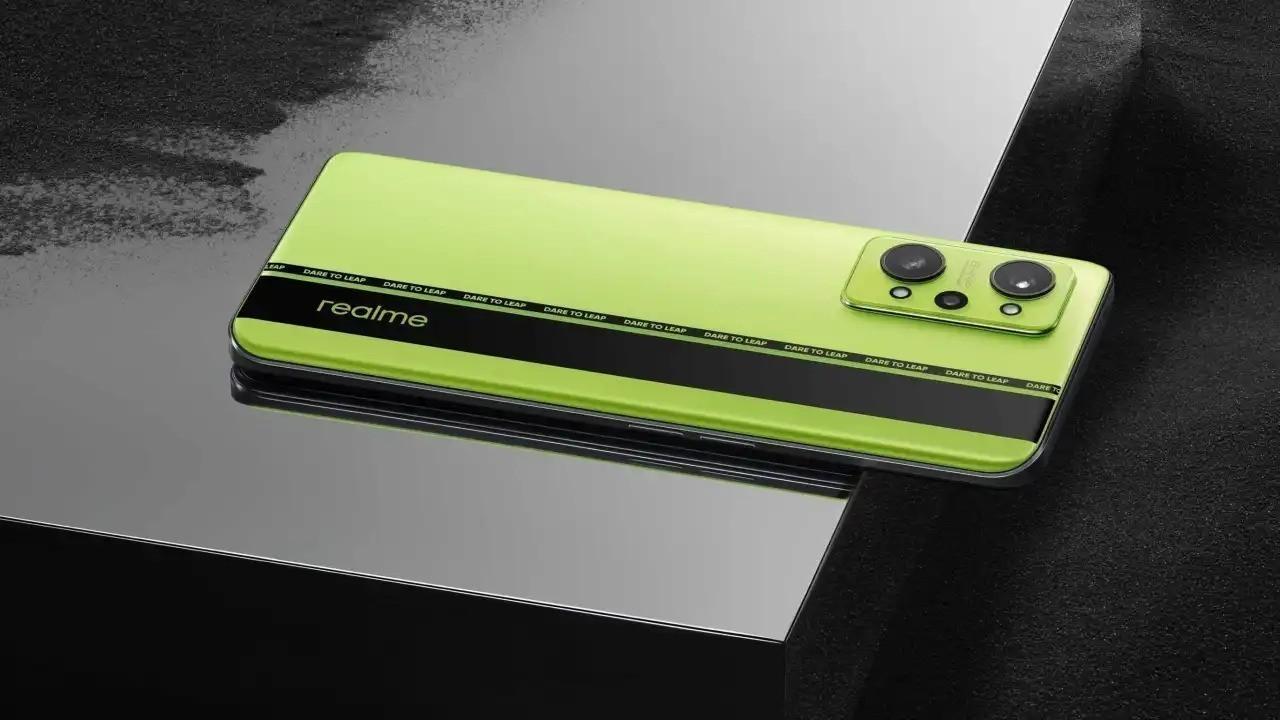 Realme GT Neo2 resmi olarak duyuruldu