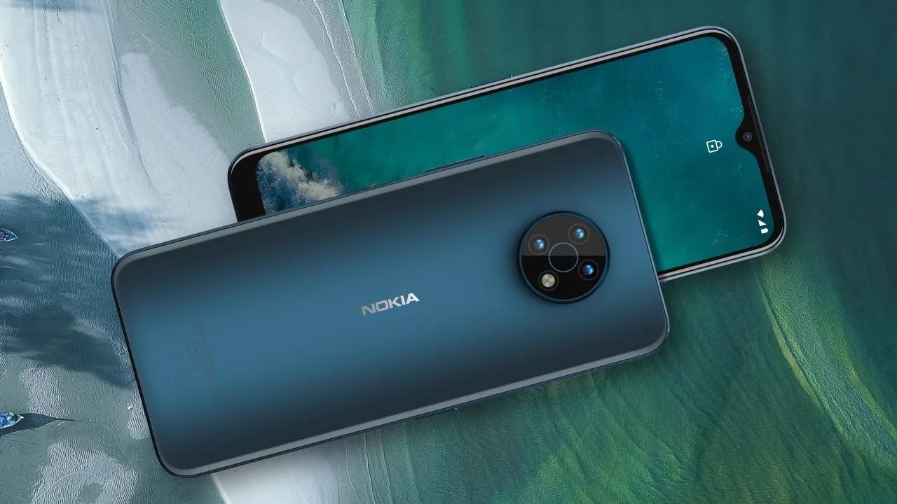 Nokia G50 5G resmi olarak duyuruldu