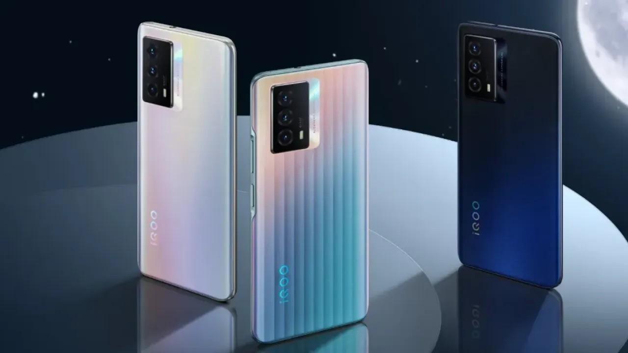 Vivo iQOO Z5 resmi olarak duyuruldu