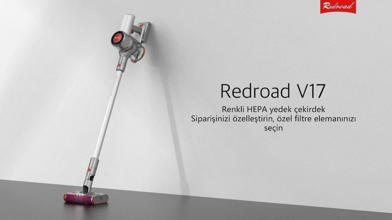Redroad V17: Sizi kirlerin kötü havasından korur