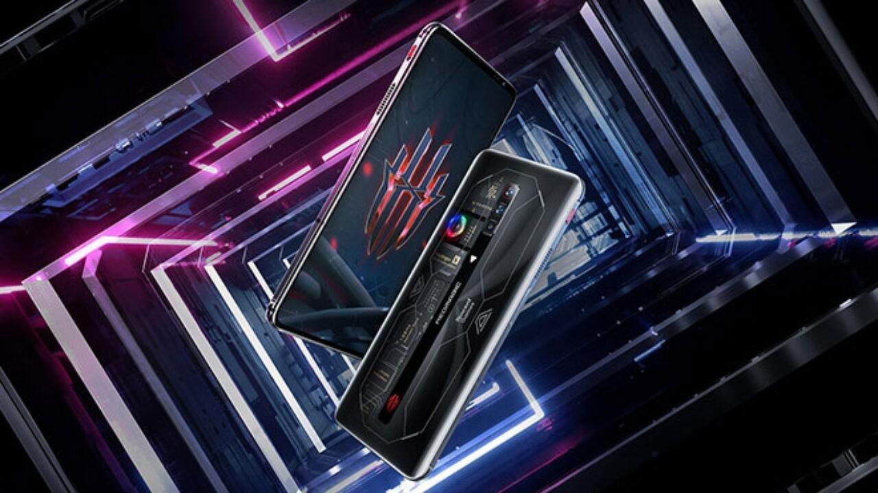 Nubia Red Magic 6S Pro resmi olarak duyuruldu