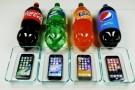 iPhone 7, asitli içeceklerle karşı karşıya
