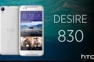 HTC Desire 830 Türkiye'de Raflardaki Yerini Aldı