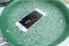 iPhone SE, kaynar su ile teste tabi tutuldu