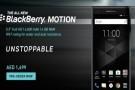 Yeni BlackBerry Motion için Ön Siparişler Başladı