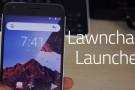 Lawnchair arayüzü, Play Store'da yayınlandı