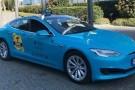 Taksiciler Uber ile rekabet için, gözünü Tesla'ya dikti