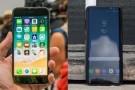 iPhone 8 Plus ile Note8 hız testinde karşı karşıya