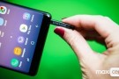 Samsung, Galaxy Note 8 için ilk güncellemesini yayınladı