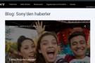 Sony Mobile'ın Türkçe Bloğu Yayında
