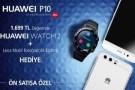 Huawei P10 Türkiye'de Ön Satışa Sunuldu