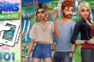 The Sims Mobile artık mobil cihazlar için indirilebilir