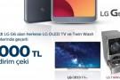 LG G6 Alana 1.000 TL Hediye Kuponu