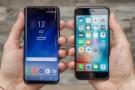 Samsung, İlk Defa Apple'ı Geride Bırakmayı Başardı