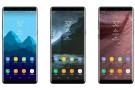 Samsung Galaxy Note8 için yeni Deep Blue Renk Seçeneği Sunulacak