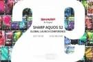 SHARP AQUOS S2 14 Ağustos'ta Geliyor