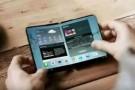 Samsung, Katlanabilir Telefonu 2018'de Piyasaya Sunacak