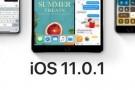 Apple, iPhone ve iPad için iOS 11.0.1 Güncellemesini Yayınladı