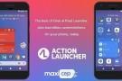 Action Launcher Android 8.1 Güncellemesi Alarak Yeni Özelliklere Sahip Oldu