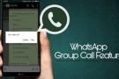 WhatsApp, iPhone Kullanıcıları için Grup Araması Yapmayı daha da Kolaylaştırıyor