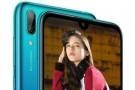 Huawei Y7 2019 Su Damlası Çentikli Ekranla Beraber Geliyor