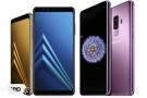 Galaxy S9 ile Galaxy A8 Enterprise Edition tanıtıldı