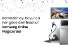 SamsungRamazan ayını online mağazasında kutluyor