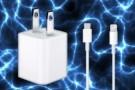 USB-C Uçlu İPhone Hızlı Şarj Cihazı Fotoğrafları Ortaya Çıktı