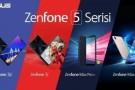 Asus Zenfone 5 Serisi Yeni Modelleri ile Türkiye'de