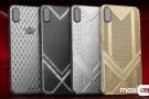 15 bin dolara altın kaplı iPhone Xs Max