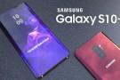 Samsung Galaxy S10+'ın Canlı Fotoğrafı, Çift Ön Kamerayı Ortaya Koyuyor