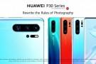 Huawei P30 Pro, 5x Periskop 40MP SuperSensing Kamera ile Resmi Olarak Duyuruldu