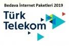 Türk Telekom Bedava İnternet 2019 Yılı