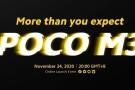Poco M3 Tanıtım Etkinliğini Canlı İzleyin