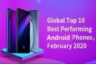 AnTuTu, Şubat 2020 En Performanslı 10 Telefon Listesini Paylaştı
