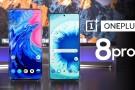 OnePlus 8 ve 8 Pro'nun tüm özellikleri sızdırıldı